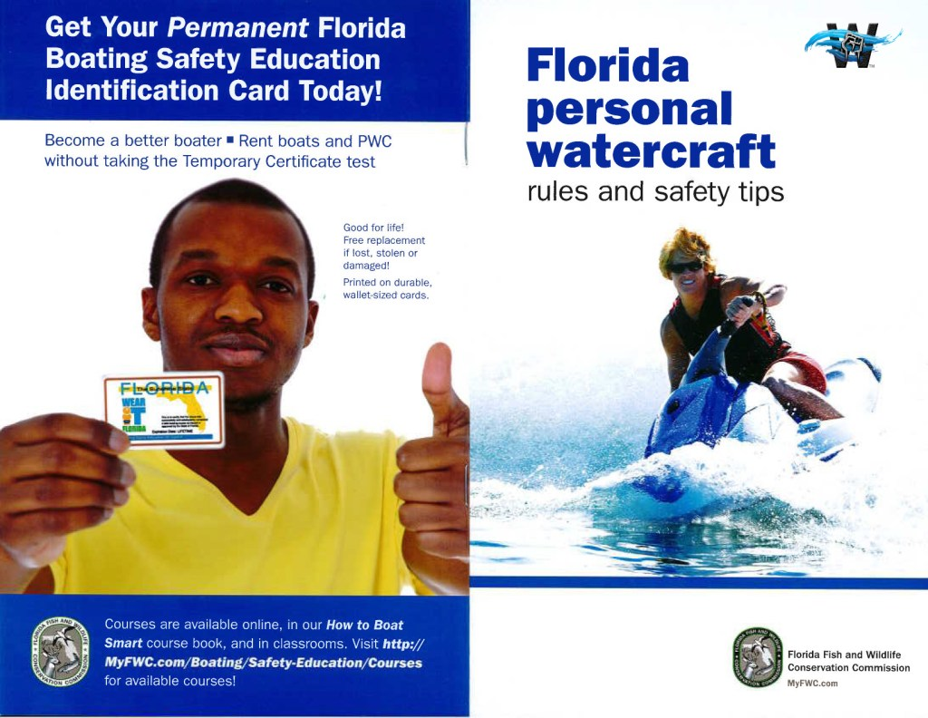 Florida Boater Saftey Guide